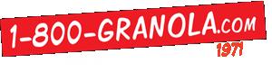 1-800-Granola Logo